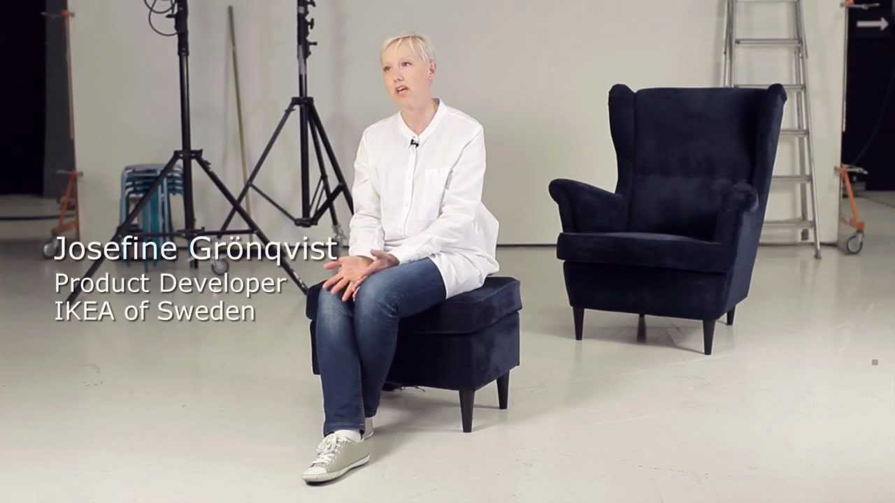 Strandmon Wing Chair Review Infant For Bathtub Ikea The Story Of Youtube