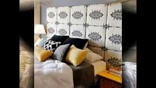 Creative Diy Headboard Projects Making Ideas