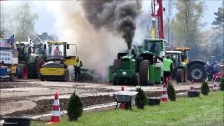 Green Bullet kamperveen 2019