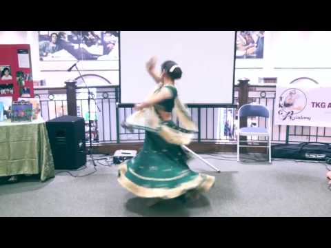 TKG Academy - Katak dance - Barnes and Noble 9/9