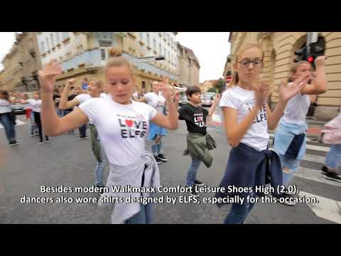 Walkmaxx Event - flash mob Zagreb 2017