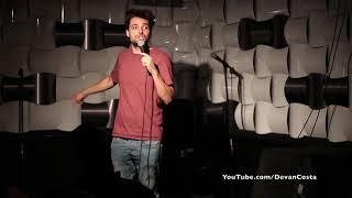 Playing Underground Rap Music For Girls - Devan Costa Comedy