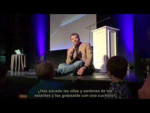 Neil deGrasse Tyson explica el significado de la vida