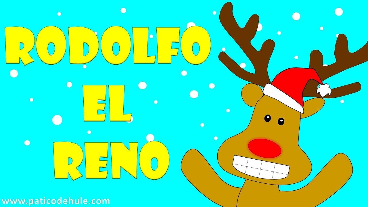 Cuento De Navidad Para Ninos Rodolfo El Reno Cuento Infantil