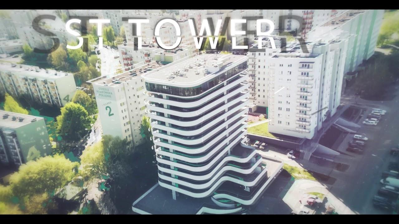 Rzeszów - nowa wizytówka miasta - apartamentowiec ST55. Nowe mieszkania - ekskluzywna inwestycja