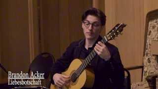Liebesbotschaft, D. 957__Schubert (Guitar)