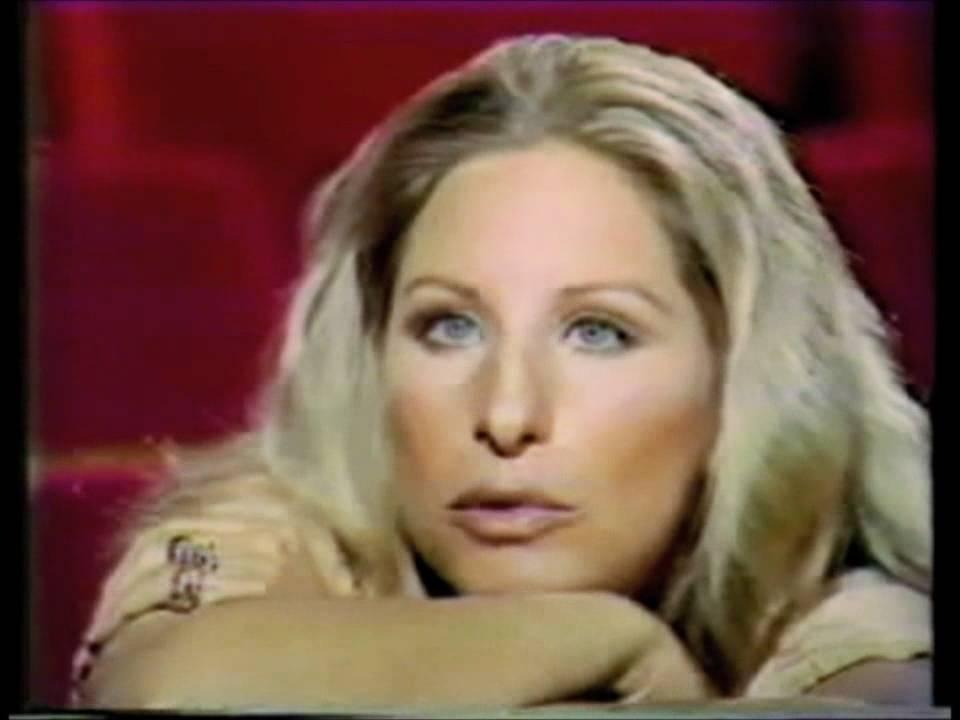 Funny Girl To Funny Lady Preshow- Barbra Streisand (1975 ...