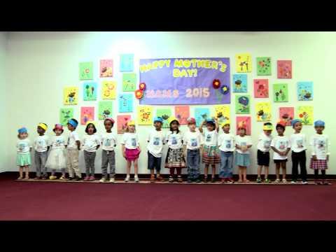 North Austin Montessori School Mother's Day 2015 Primary