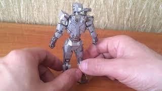 Zoyo 3d metallic anime figure style