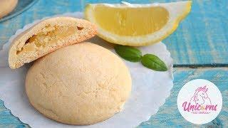 Grisbi al limone - Ricetta facile 🦄🍪