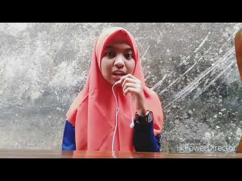 SYAIR ARAB (ADHFAITA) MISYARI RASYID - COVER BY Sharla Martiza