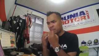 Knalpot Yoshimura Asli vs Palsu di Pengadilan Indonesia