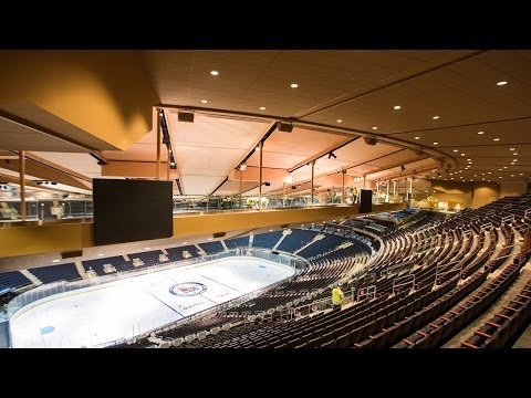 Madison Square Garden transformation time-lapse