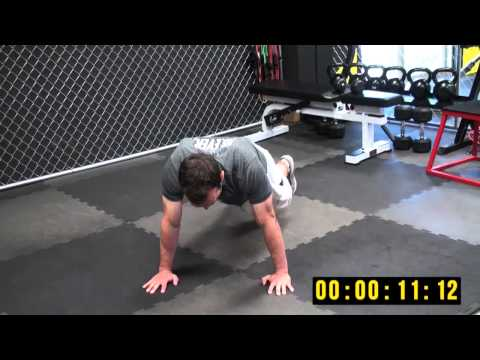 Download 4-Minute NO-Equipment Belly Fat Destroyer Circuit Mp4 baru