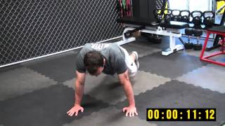 4 minute no equipment belly fat destroyer circuit