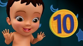Learn Numbers 1-10   Bengali Rhymes for Children   Infobells