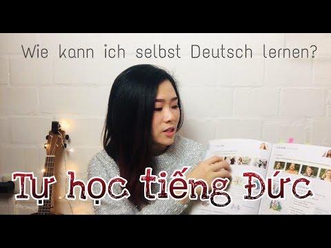 How to learn German by yourself❤️/ Học tiếng Đức - Tự học tiếng Đức tại nhà cho người mới bắt đầu.
