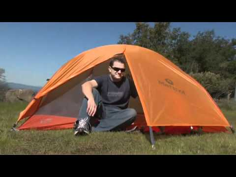 Marmot Eos 1 Person Tent - Solo backpacking tent at less than 1.5kg & Marmot Eos 1 Person Tent - Solo backpacking tent at less than 1.5 ...