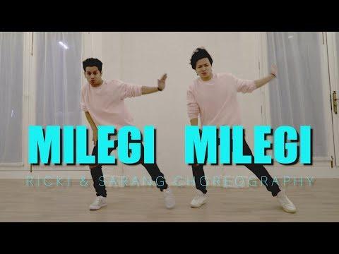 Milegi Milegi | Mika Singh | Sachin Jigar | Ricki & Sarang Choreography