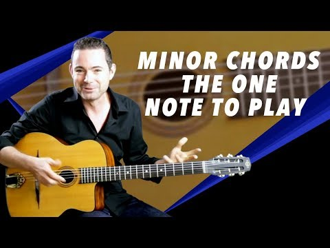 minor-chords,-the-1-note-you-need-to-play!---gypsy-jazz-guitar-secrets-lesson