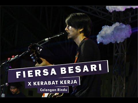 (HD) - Fiersa Besari - CELENGAN RINDU Live In Semarang
