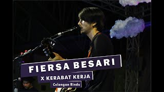 "Cover images (HD) - Fiersa Besari - CELENGAN RINDU ""Live in Semarang"""