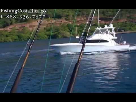 Fishing Vacation in Costa Rica, Jaco Beach, Los Sueños, Quepos Besf Fishing
