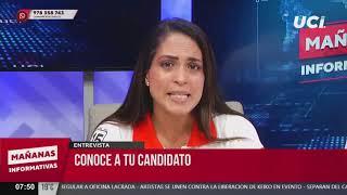Gambar cover Elecciones 2020: Daniel Almanzori, Asceli Rabasa y David Morales presentaron propuestas al Congreso