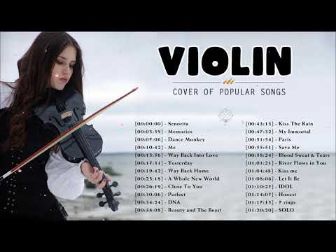 Download Top New Covers of Popular Songs - Best Instrumental Violin Covers Of All Time
