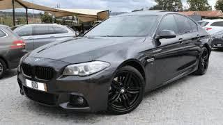 BMW 525 d Pack M Auto para Venda na Lowage