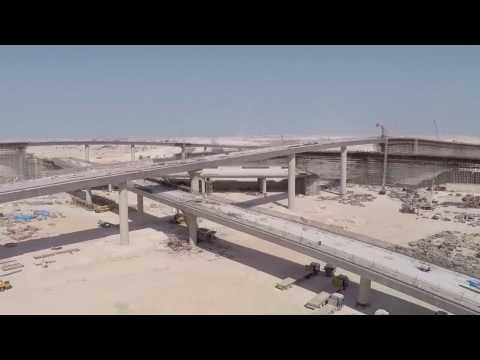 Doha Expressway, East Corridor Project P011