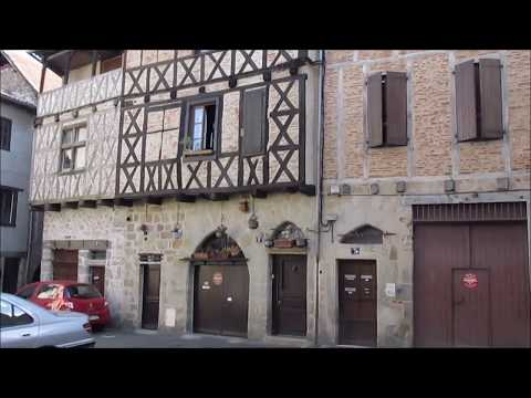 Figeac, a historic town in France