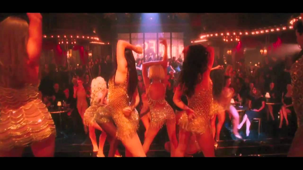Christina aguilera burlesque movie