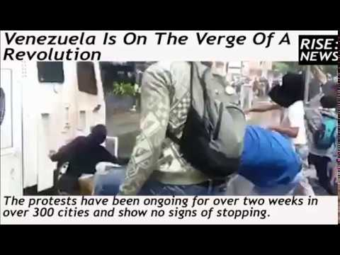 Venezuela Is On The Verge Of A Revolution