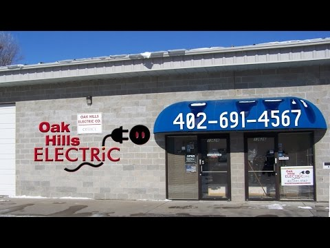 Electricians Omaha - Oak Hills Electric Home Remodeling 1