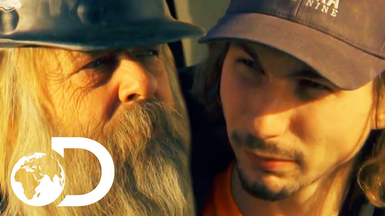 Gold Rush Season 8 Finale Tony Beets Confronts Parker And Shuts Down His Wash Plant