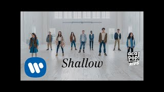 Gambar cover Acapop! KIDS - SHALLOW by Lady Gaga and Bradley Cooper (Official Music Video)