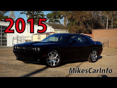 2015 DODGE CHALLENGER SXT PLUS Pitch Black