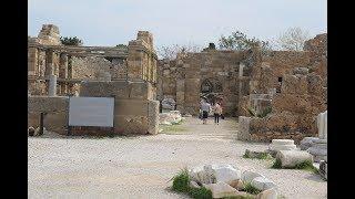 Турция / март 2019 / Старый город Сиде / вторая часть