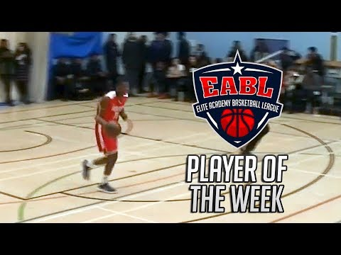 Ade Adebayo: EABL Player of the Week - Week 10 | 2017/18 Season