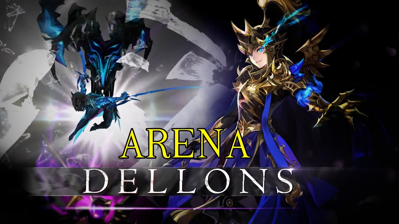 Seven Knights Arena - Awakened Dellons in Arena