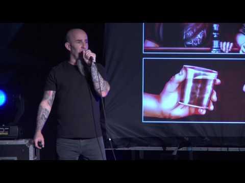 Scott Ian Swearing Supercut   Metal Hammer