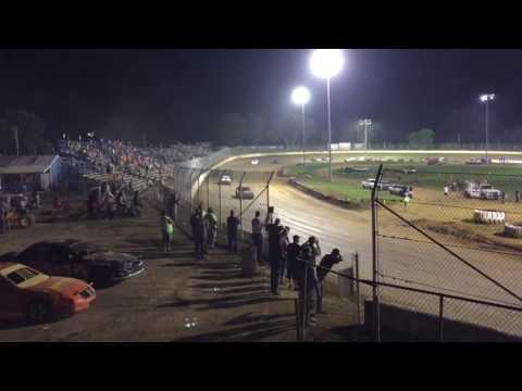 Florence Speedway Pure Stock Feature 7-30-16