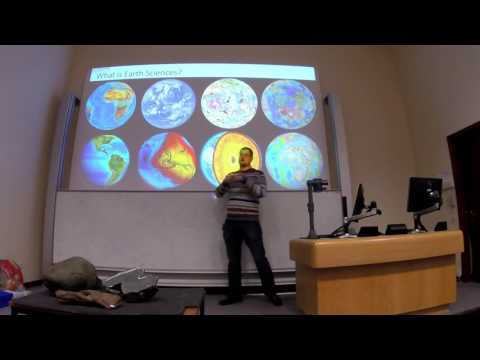 Introduction to Earth Sciences [live]