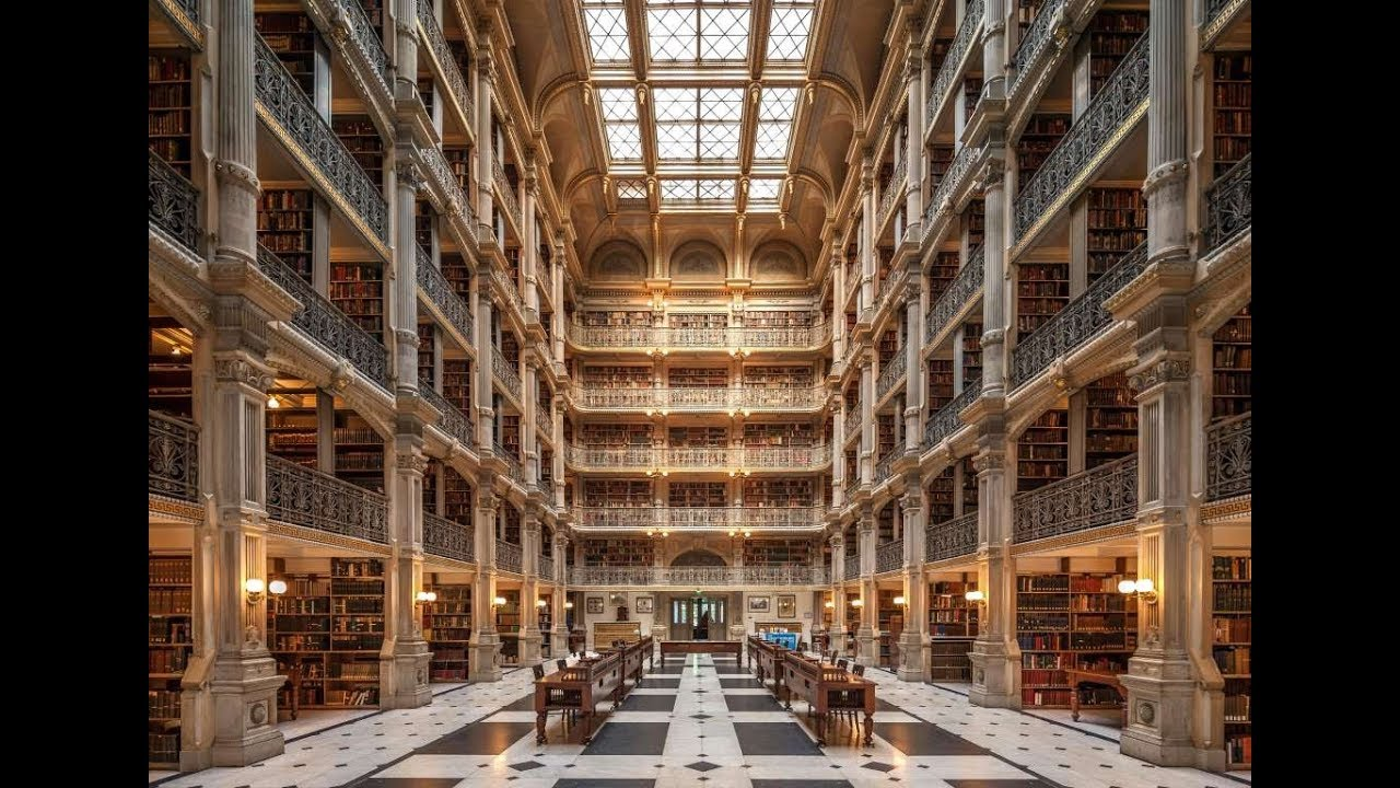 20 most beautiful libraries in the world 21
