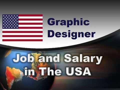 Graphic Designer Salary In The United States - Jobs And Wages In The United States