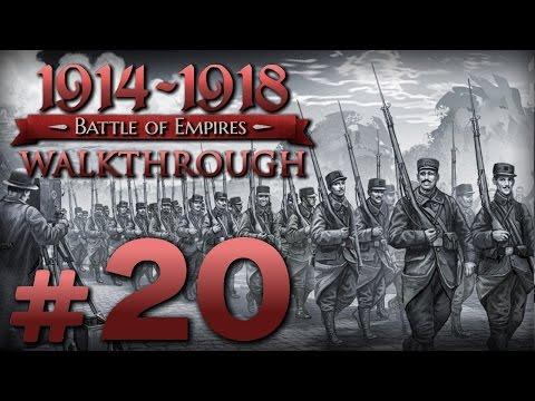 Прохождение Battle Of Empires 1914-1918 — Часть #20 — Франция: Чудо на Марне