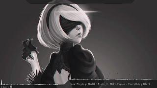 Nightcore - Everything Black | (Lyrics) MP3
