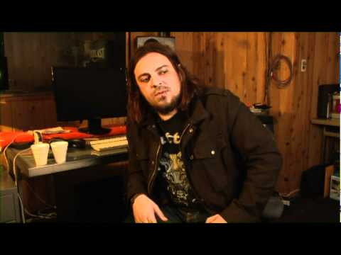 Seether discussing roses