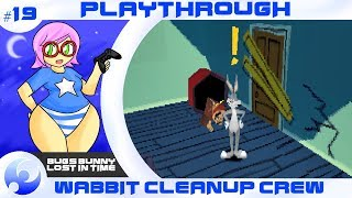 Playthrough Bugs Bunny Lost In Time - 19  Backtracking And Mini-games